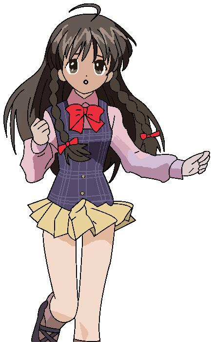 Karen (Sister Princess) vector